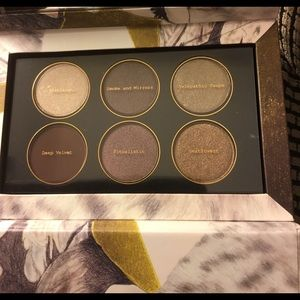 New Pat McGrath Subliminal Platinum Bronze palette